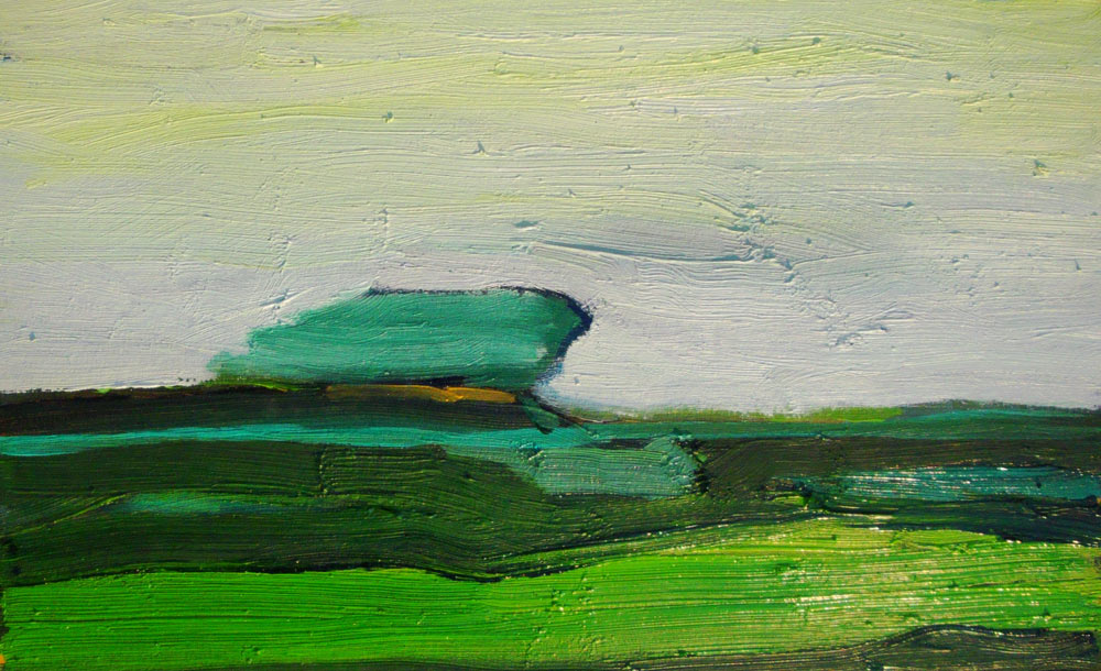 Feld-grün