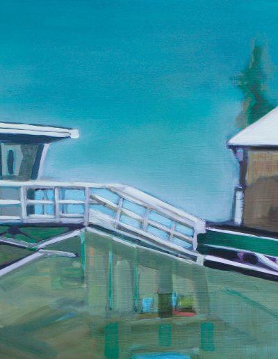 Serie Poolhaus; IV