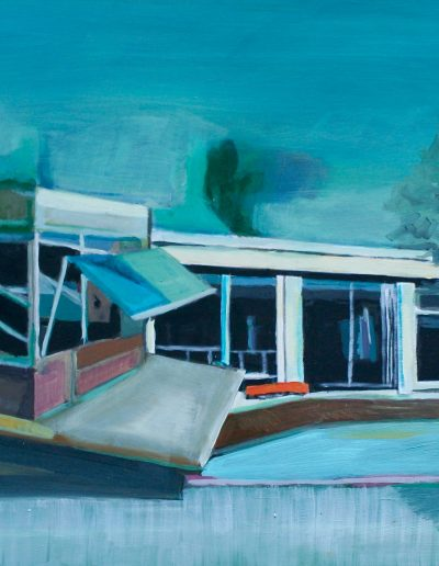 Serie Poolhaus, III