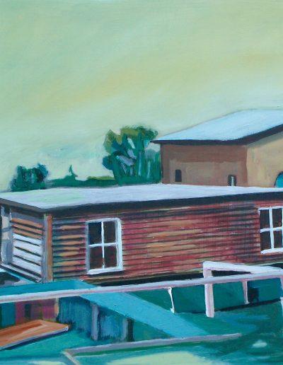 Serie Poolhaus; II